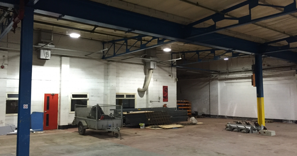 Warehouse Tyldesley
